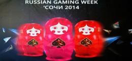 Russian Gaming Week 2014 в г.Сочи