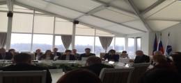Совещание в г. Краснодар по подготовке и проведению конвенции SportAccord