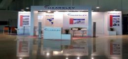 Индивидуальный стенд для компании HAARSLEV Industries